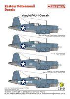 Techmod 1/72 Vought f4u-1 Corsair #72161