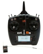 Spektrum DX6e 6 Channel DSMX Transmitter w/AR610 Receiver SPM6650