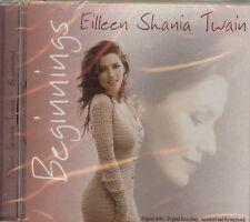 SHANIA TWAIN - BEGINNINGS - CD - NEW