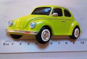 Magnet 3 Diameter Volkswagen Beetle Green