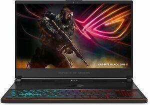 "ASUS ROG Zephyrus S Ultra Slim Gaming Laptop, 15.6"" 144Hz IPS Type, Intel..."