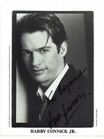 Harry Connick Jr  American Singer Hand Signed  Photograph 10 x 8