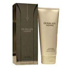 GUERLAIN HOMME HAIR AND BODY WASH 200 ML/6.7 FL.OZ. NIB