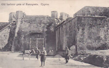 More details for cyprus postcard old harbour gate of famagusta by foscolo