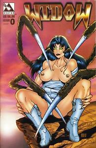Widow #0 - Nude Variant Cover (Avatar Press) - US