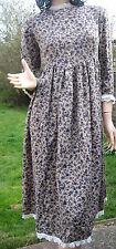 Ethnic/Peasant Unbranded 1970s Vintage Dresses for Women