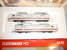 "FLEISCHMANN HO "" Autorail ICE en 2 éléments de la DB""Réf.4440"