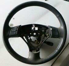 Toyota Camry 30 series 02-06 Leather Steering Wheel with Radio & Cruise control