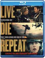 Edge of Tomorrow - Live Die Repeat: Edge of Tomorrow [New Blu-ray] Ac-