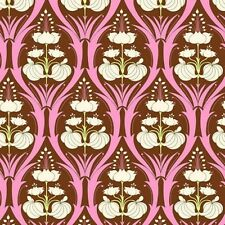 Free Spirit Amy Butler Soul Blossom Passion Lily Mulberry Quilting Fabric By The