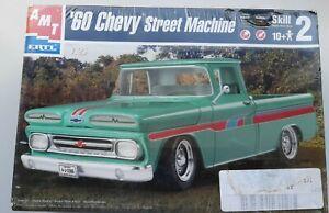 AMT - '60 CHEVY STREET MACHINE -1:25 SCALE