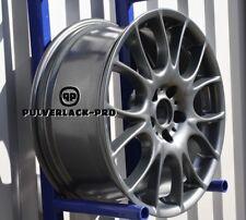PULVERLACK CFX-Pro Titan Gray Metallic-Effekt (Anthrazit) 500g Powder Paint