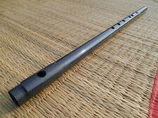 Carbon Fibre G bass Bansuri flute (approx 65cm) (handmade original)
