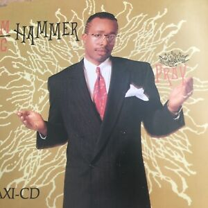MC Hammer 💿 Pray (1990) Maxi CD MCD Single