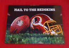 2015 Washington Redskins Season Ticket holder Packet Cover, Pin & Ticket Stub