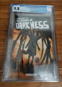 You Promised Me Darkness #1 John Gallagher Exclusive Variant CGC 9.8
