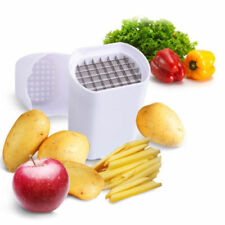 2018 Potato Fry Cutter Fries Chips Vegetable Fruit Cutter Slicer Tool New Hot