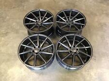 """20"""" Veemann CVT Directional Wheels Gun Metal Audi A5 A7 Mercedes CLS 5x112"""