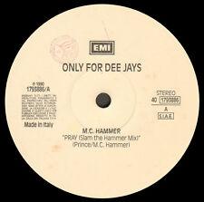 VARIOUS (MC HAMMER / KIM APPLEBY / BOBBY MCFERRIN) - Only For Dee Jays