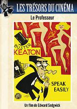 DVD Le Professeur (Speak Easily) - Buster Keaton