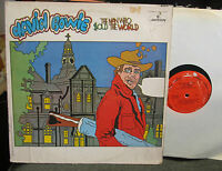 DAVID BOWIE The Man Who Sold the World LP US cartoon cover sr61325 BM2/AM1 '70!!