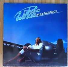PRECIOUS WILSON On The Race Track LP/GER