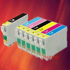 7 T078 78 INK FOR EPSON Stylus R260 R280 R380