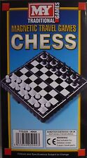 Magnetic Pocket Travel Games Chess Ludo Draught Snacks and Ladders Draughts 2107