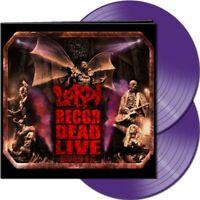 LORDI - RECORDEAD LIVE-SEXTOURCISM IN Z7 (GTF.PURPLE 2LP)  2 VINYL LP NEU