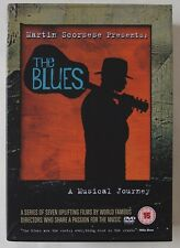 SCORSESE PRESENTS / THE BLUES / A MUSICAL JOURNEY / 7 DVD BOX SET / RGN 0 PAL