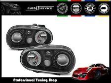 NEUF FEUX AVANT PHARES LPVW62 VW GOLF 4 1997-1999 2000 2001 2002 2003 R3LOOK