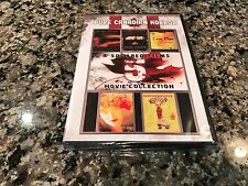 Pure Canadian Horror 5 Movie Collection New Sealed DVD! Halloween Aliens Cujo