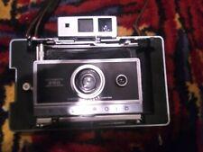 Polaroid Automatic 250 Land Camera Leather Strap Cold Clip