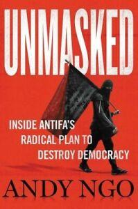 ⭐Read Description - Unmasked by Andy Ngo [PDF,EB00K,Epub,mobi/Kindle 02/02/2021
