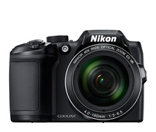 Nikon Coolpix B500 (Black) 16MP Digital Camera with 40x Optical Zoom (SMP4)