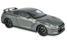 Norev Nissan GTR-R35 2008 1:18 dark grey metallic