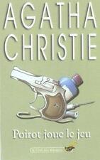 Poirot joue le jeu Christie  Agatha Occasion Livre