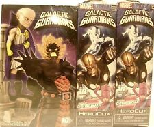 HeroClix sealed Brick ~ GALACTIC GUARDIANS ~ Booster pack x 8 + Colossal Super