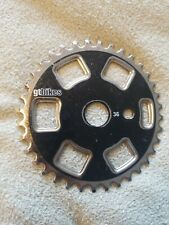 GT bikes BMX bike SPROCKET 36T chainring Fits gt elf haro hutch profile🔥used