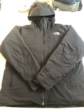 North Face Mens Black Winter Coat Size L Summit Series