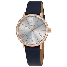 DKNY Willoughby Light Grey Dial Ladies Watch NY2546