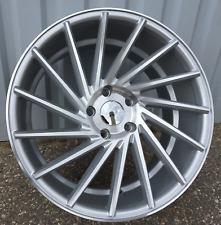4x 20 Zoll Felgen für BMW 3-E90,91,92, 4-F32/33,5-F10/11 6-F12/06 Silber Poliert