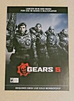 Gears Of War 5 Razer DLC Lancer Skin and Mark XBOX Code GOW New USPS Delivery