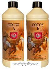 HOUSE AND GARDEN COCO A & B 1L VAN DE ZWAAN HYDROPONIC NUTRIENTS COCOS