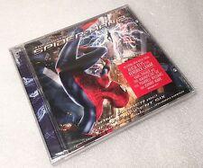 The Amazing Spider-Man 2 SOUNDTRACK CD SEALED Hans Zimmer Johnny Marr