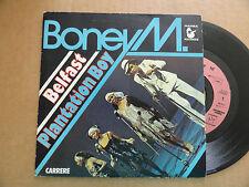 """DISQUE 45T  DE  BONEY M    """" BELFAST """""""