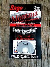 Sage Game Calls Coyote Deer Bleater Diaphragm Mouth Call Predator Calls