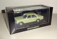 MERCEDES-BENZ 240 D Diesel/8 coupé w 115 Green Minichamps 1:43