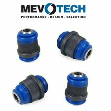 For Cadillac Deville Set of 4 Rear Left & Right Control Arm Bushings Mevotech