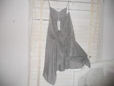 NWT Crea Concept Paris ~ Art to Wear ~ Quirky Taupe Sheath Dress Tunic ~ 46
